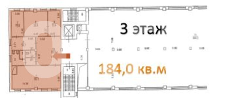 Рассвет Столярный пер., д. 3, к. 1-17 – фото 8