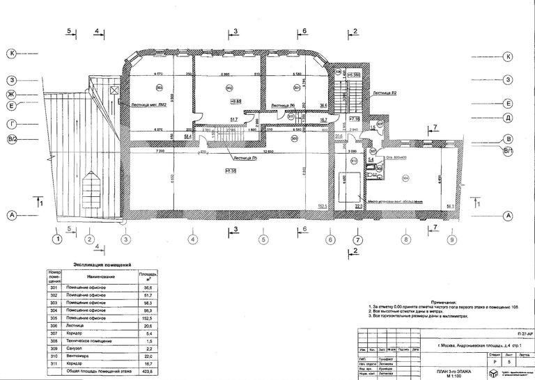 Андроньевская пл, 4с1,2 – фото 14