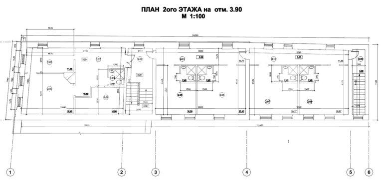 Андроньевская пл, 4с1,2 – фото 12