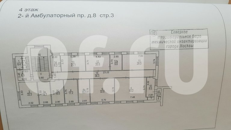 2-й Амбулаторный пр-д, 10 – фото 21