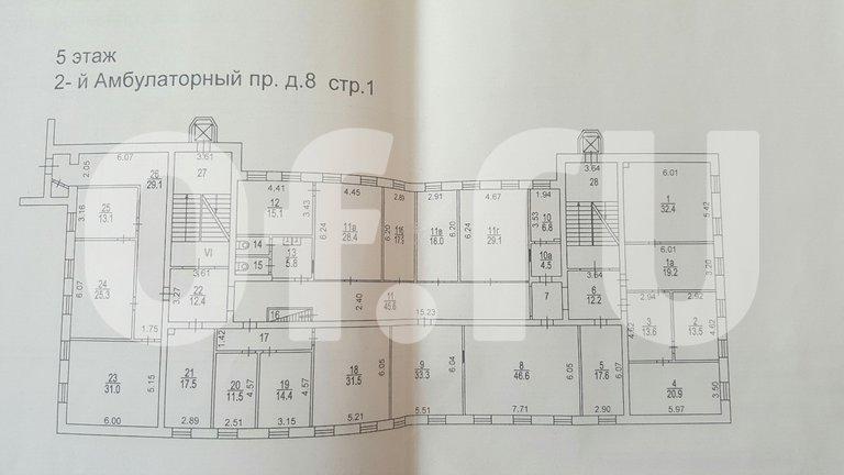 2-й Амбулаторный пр-д, 10 – фото 10