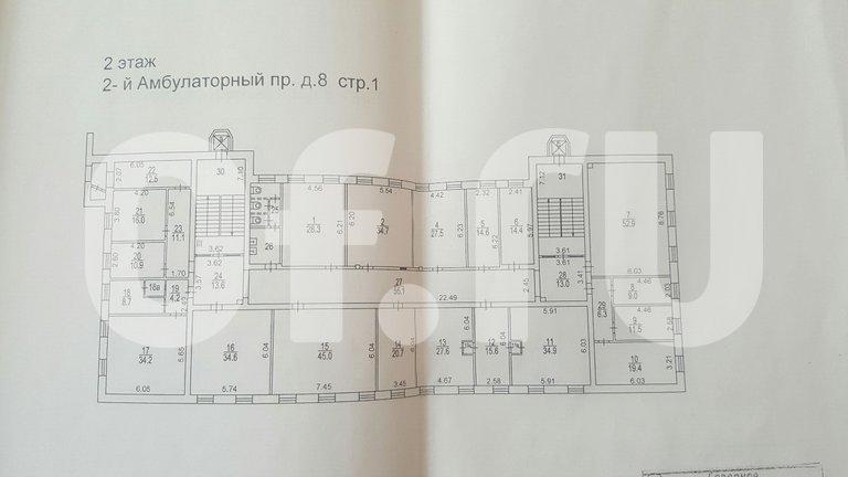 2-й Амбулаторный пр-д, 10 – фото 13