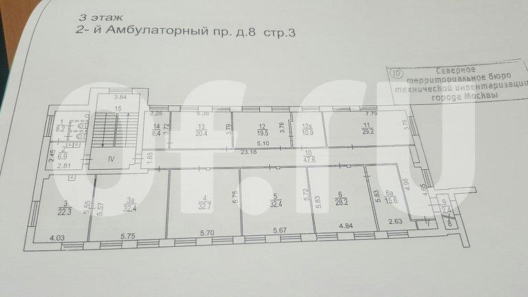 2-й Амбулаторный пр-д, 10 – фото 20