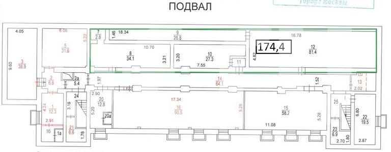 Бабаевская, 4с1 – фото 4