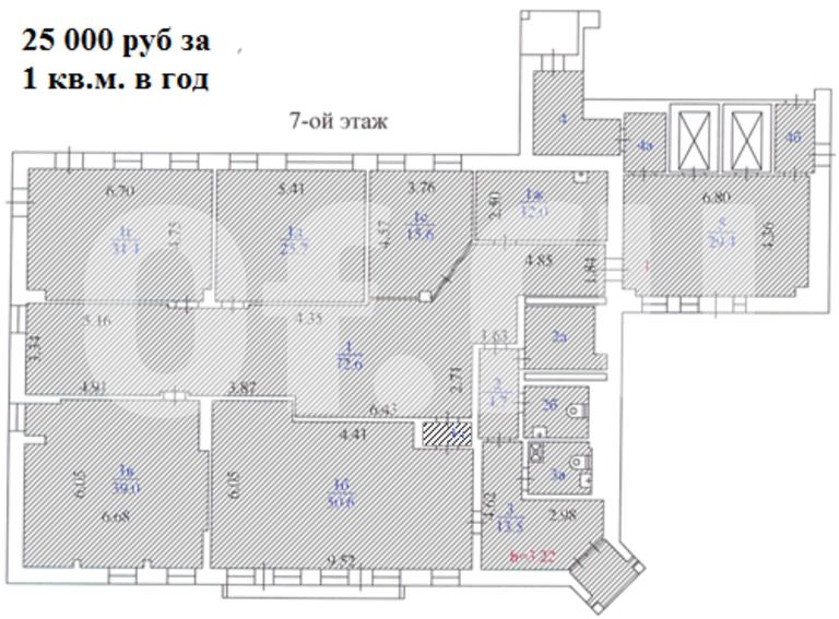 Долгоруковская, 15с4-5 – фото 10
