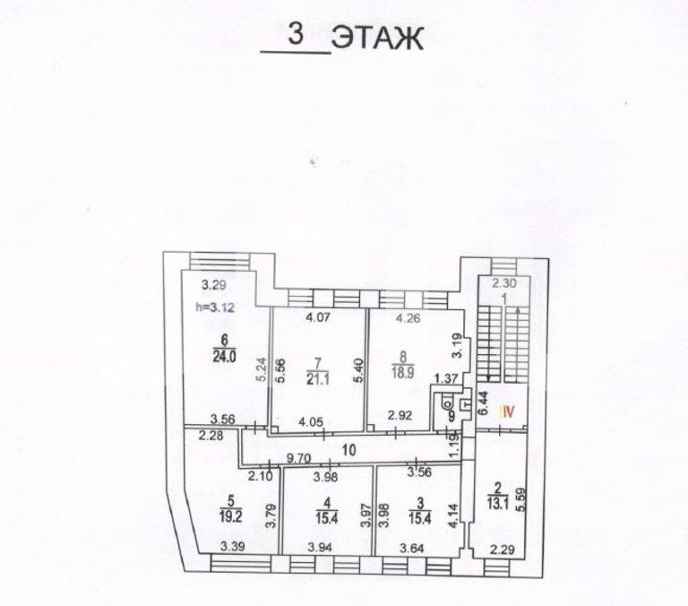1-й Колобовский пер, 17с1 – фото 22