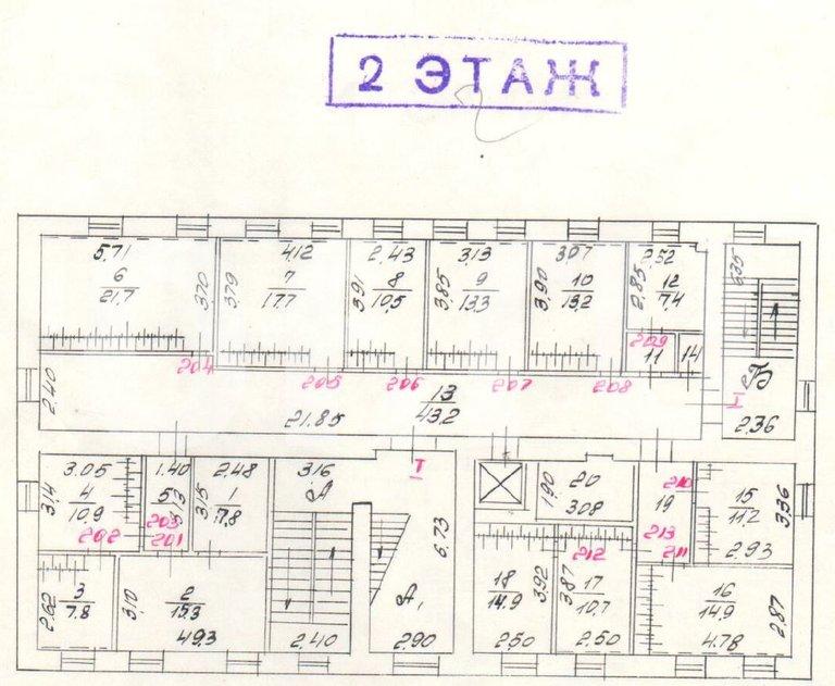 1-й Смоленский переулок, д.7 – фото 4