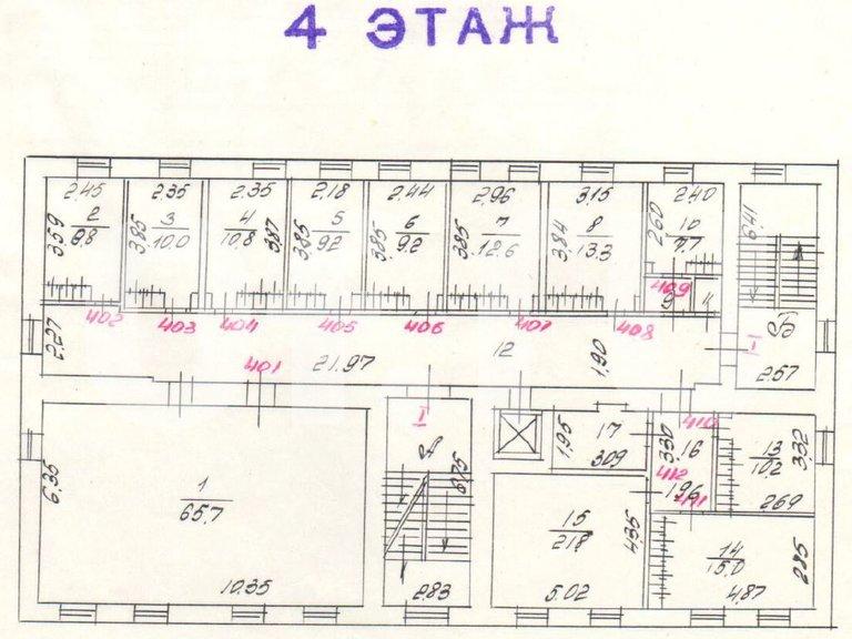1-й Смоленский переулок, д.7 – фото 6