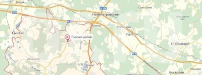 Продажа/аренда участка земли 1,3 Га на 78 км Новорижского шоссе