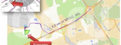 Продажа участка земли 1,87 Га на 4 км Киевского шоссе