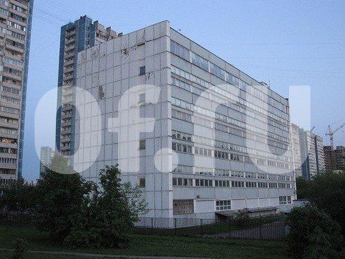 Новоясеневский пр-т, 24к4
