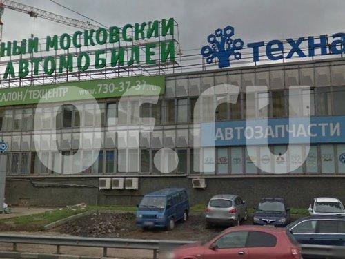 Автозаводская, 16к2
