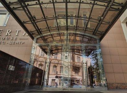 Берта Хаус, фото здания