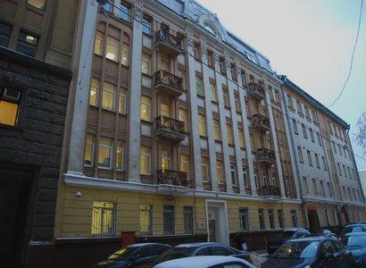Ермолаевский, фото здания