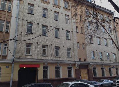Ермолаевский пер, 27, фото здания