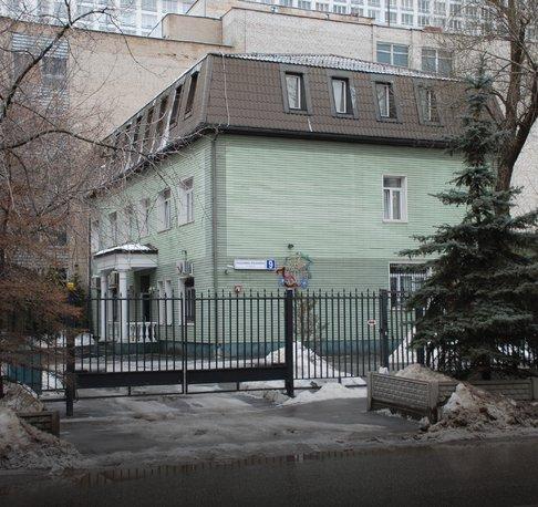 Академика Ильюшина, 9