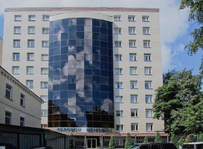 Малая Грузинская 3, фото здания