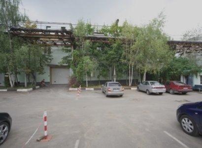 Электролитный, фото здания