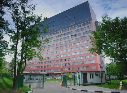 Примавера, фото здания
