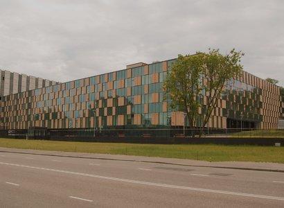 Чайка Плаза 10, фото здания