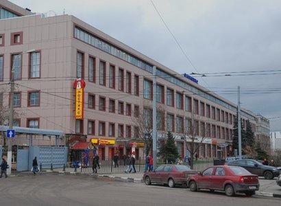 Варшавская плаза, фото здания