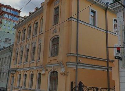 Долгоруковская, 17с1, фото здания