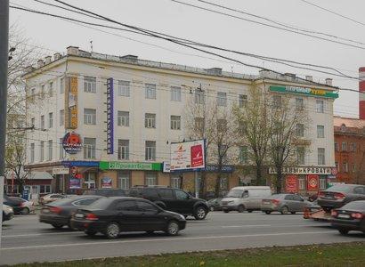 Варшавское ш, 36, фото здания