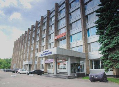 На Варшавке, фото здания