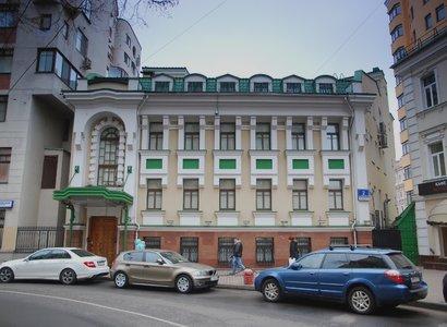 Весковский пер, 2с1, фото здания