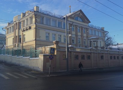 Яузская, 12, фото здания