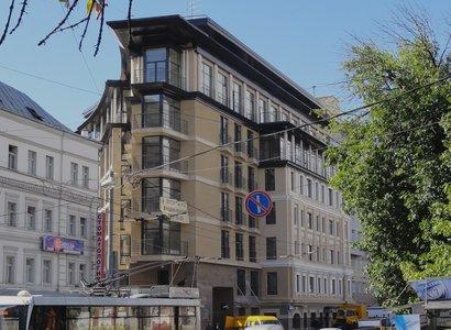 Дом на Селезневской, фото здания