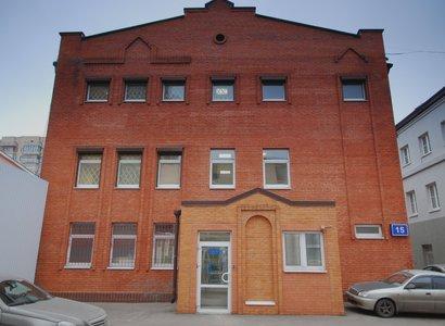 1-й Щемиловский пер, 15, фото здания