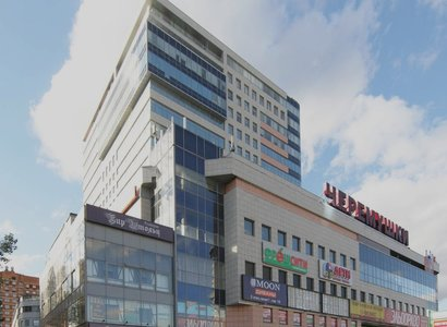 Cherry Tower, фото здания
