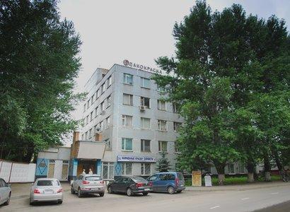 Оливеста, фото здания