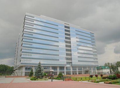 Кубик, фото здания