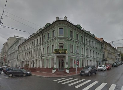 Бол. Дмитровка, 13, фото здания