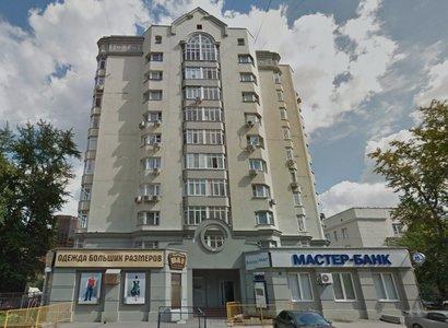 Люсиновская, 29с1, фото здания
