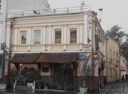 Пятницкая, 14с1, фото здания