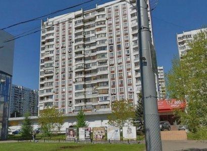 Рублевское шоссе, 28к1, фото здания