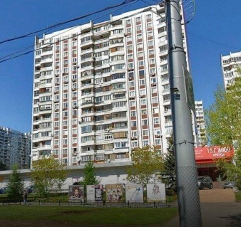 Рублевское шоссе, 28к1