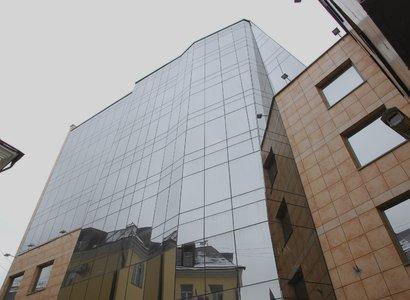 Кристалл Плаза, фото здания