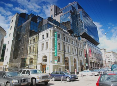 На Газетном, фото здания