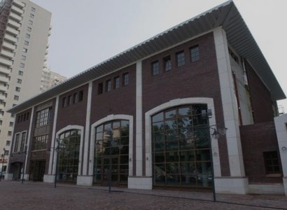 Юнион Парк, фото здания