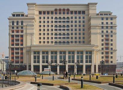 Гостиница Москва, фото здания