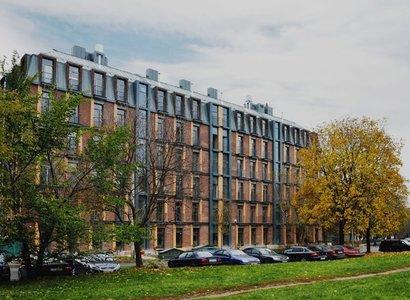 Берзарина, 12, фото здания
