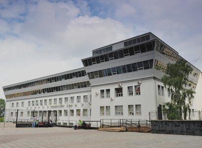 Крымский Вал, фото здания