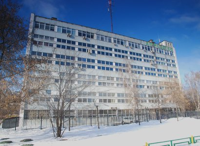 Народного Ополчения, 33Б, фото здания