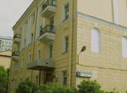 4-й Добрынинский пер, 6, фото здания