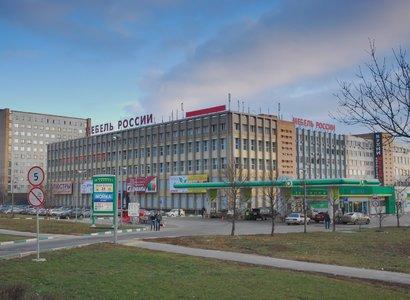 Варшавский на Пражской, фото здания