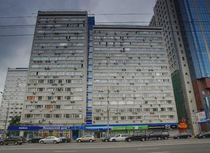 Ленинский дом 1, фото здания